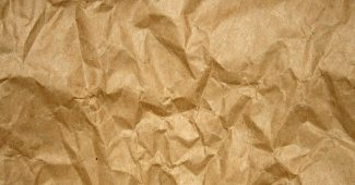 Brown Paper Background for PowerPoint