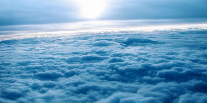Cloud PowerPoint Background