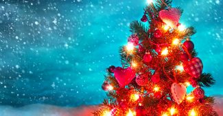 Christmas Amazing PowerPoint Background