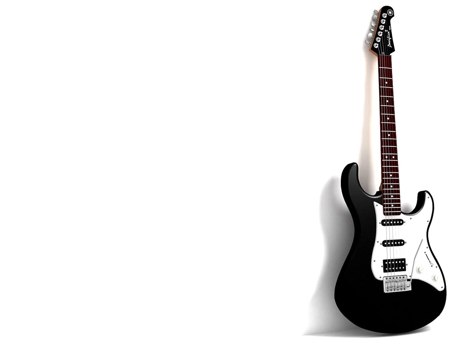 Guitar Presentation Background