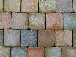 Colorful Bricks Powerpoint Background