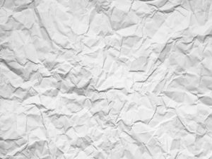 Crumpled Paper Powerpoint Background