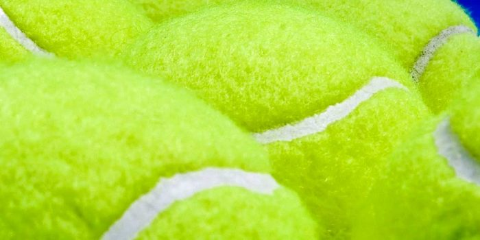 Tennis Ball Background